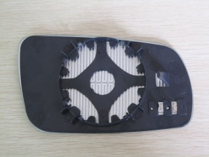 VW Golf Cabriolet MK3.5 [99-05] Clip In Heated Wing Mirror Glass